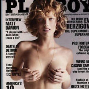 Unopened Playboy Magazine August 2004